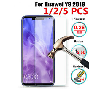 9H+ Premium Tempered Glass Screen Film For Huawei Y5 2018 Honor 10 Lite P Smart