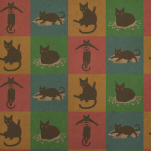 Black Cat Fun Premium Roll Gift Wrap Wrapping Paper
