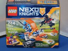 LEGO NEXO KNIGHTS KNIGHTON BATTLE BLASTER 70310 FACTORY SEALED VHTF !!