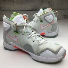 77cad1e19277 item 5 Nike LeBron 13 XIII Trece Easter GS 808709-108 White Mango Sz 6Y  P5 N6782 -Nike LeBron 13 XIII Trece Easter GS 808709-108 White Mango Sz 6Y  P5 N6782
