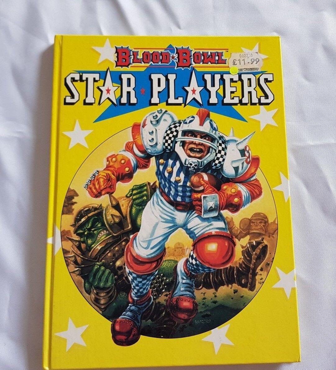 Games Workshop Blood Bowl Star Players