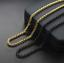 Edel-Koenigskette-5MM-Halskette-Gold-60cm-vergoldet-Designer-Schmuck-Damen-Herren Indexbild 1
