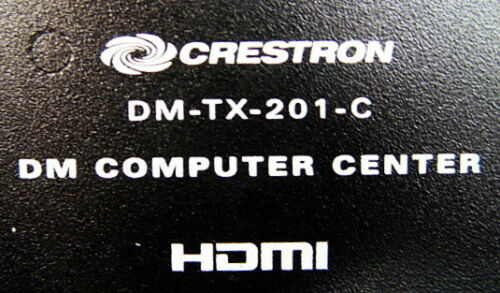 Crestron DM-TX-201-C DigitalMedia 8G Transmitter