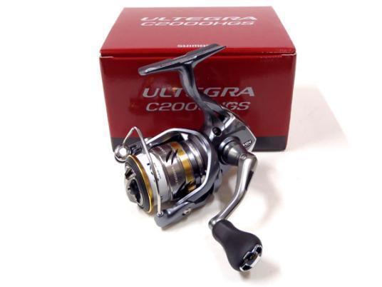 Shimano 17 NEW ULTEGRA C2000 HGS Spininng Reel New