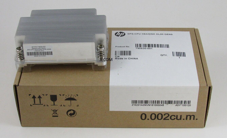 *NEW* HP DL80 GEN9 Heatsink 790530-001 778636-001