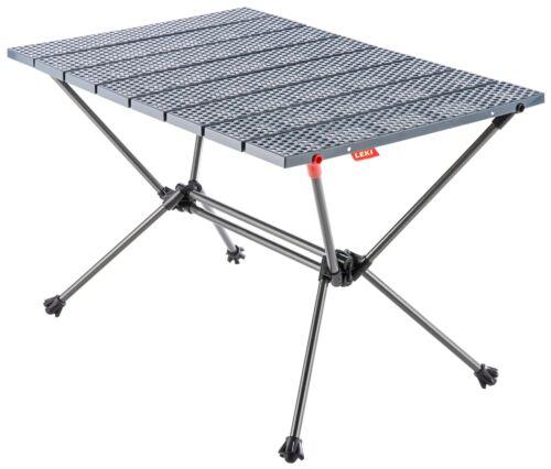 Leki lutter table table XS LITE Table De Camping Table pliante Falttisch Table de jardin