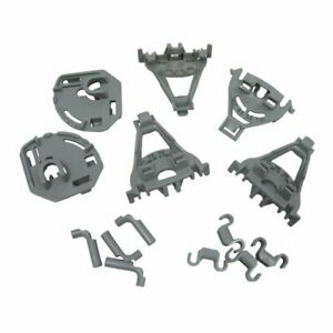 SIEMENS-Dishwasher-Basket-Clips-Retainer-Support-Kit-Bearing-418675