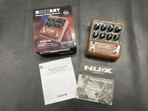 NUX Roctary Rotary Simulator /& Polyphonic Octave Pedal