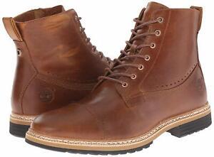 Details zu Men's Timberland WEST HAVEN SIDE ZIP Boots, TB0A12U8 230 Light Brown Multi Sizes