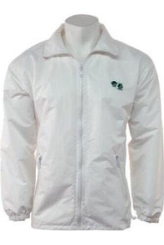 Crown Green Mesh Lined Bowling Jacket Waterproof   S M L XL 2XL
