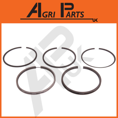 Piston Ring Set Massey 35,65,135,140,145,155,165,230,240,765 Perkins 3.152,4.203