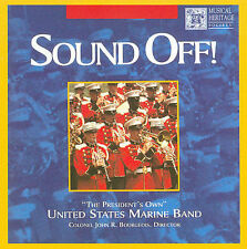 Sound Off! (CD, Musical Heritage Society)