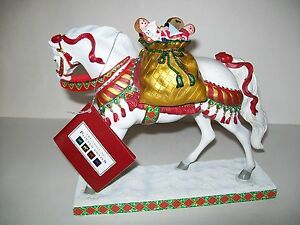 2006 Trail of Painted Ponies Polar Express Item No. 12237 1E 6,125