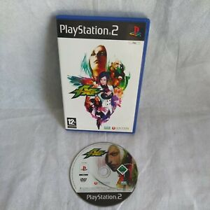 The King of Fighters XI - PS2  PlayStation 2 - PAL - Disque TBE