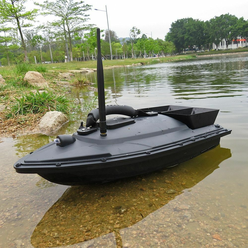 Boat Rc Fish Bait Remote Control Wireless Finder Fishing Lure Boat Simulation