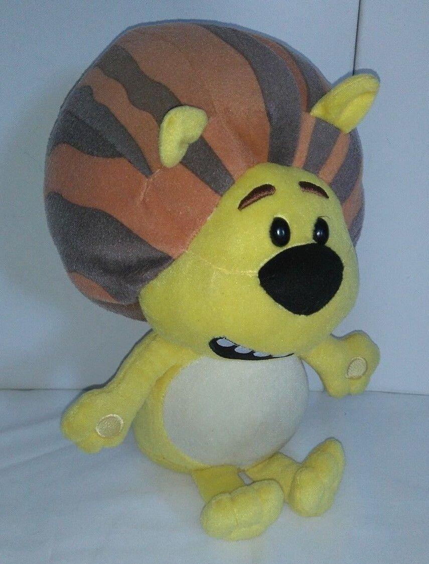 Raa Raa The Noisy Lion Plush Soft Toy Wild Safari Animal TV Figure 30 cm Doll