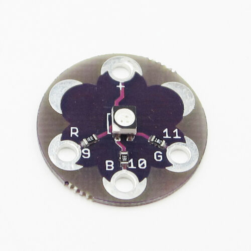 New LilyPad LED RGB Tri-Color For arduino