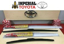 2007-2018 TOYOTA TUNDRA GENUINE OEM OE STYLE SIGHTLINE WIPER BLADE KIT