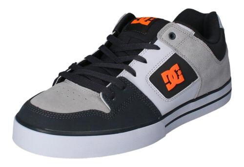 DC Schuhe in Übergrößen PURE 300660-GO0 grey orange