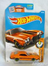 1972 Ford Gran Torino Sport 1/64 Die-cast From Muscle Mania Series by Hotwheels