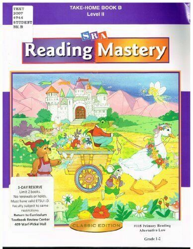 8 SRA Reading Mastery Take Home Book B Level 11 Lot Pages ...
