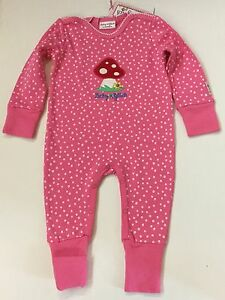 2019 New Style Babyglück Overall Schlafanzug Strampler 56 Rosa A Complete Range Of Specifications 62 68