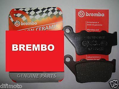 Pasticche Freno Posteriore BREMBO Per KTM SUPER DUKE R 990 2007/>2013 07BB0235