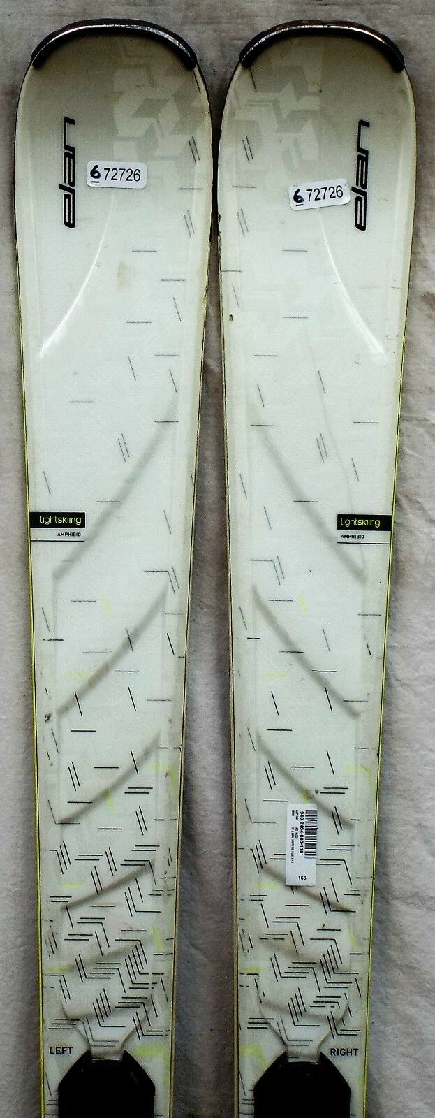 15-16 Elan Inspire  Used Women's Demo Skis w Bindings Size 166cm  with 100% quality and %100 service