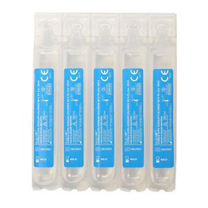 25 x Sterile Saline  Eye Wash Eyewash / Wound Wash 20ml Pods - Long Expiry 8800203133169