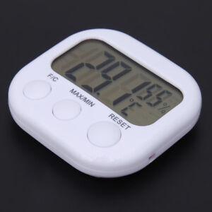 Digital-LCD-Indoor-Thermometer-Hygrometer-Gauge-Clock-Temperature-Humidity-Meter