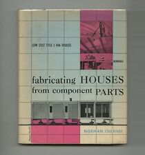 1957 Norman Cherner FABRICATING HOUSES FROM COMPONENT PARTS Modern Architecture