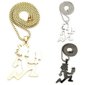 Mens large hatchet man pendant w 2mm 24 box chain necklace gold image is loading mens large hatchet man pendant w 2mm 24 aloadofball Gallery