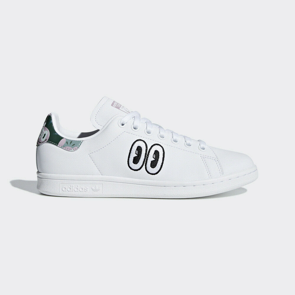 New Adidas Original Womens STAN SMITH WHITE CM8415 US W 5 - 8 TAKSE AU