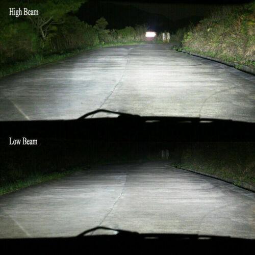 9007 HB5 LED 2100W 315000LM Headlight Conversion Kit White 6000K HI//LO BEAM S2