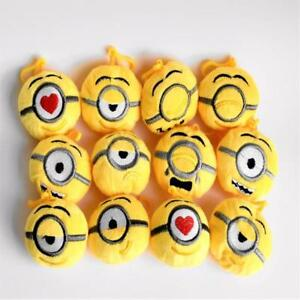 party favor minion emoji plush despicable me 3 birthday loot bag
