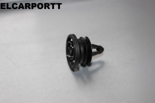 X10 Stück Türverkleidung  Clips SEAT VW SKODA 6K0868243C
