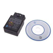 HOT ELM327 HH OBD ADVANCED BLUETOOTH V2.1 ODB2 OBDII CAR AUTO DIAGNOSTIC SCANNER