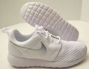 low priced b523f 4225b Image is loading NIKE-WMNS-ROSHE-ONE-BR-724850-100-White-