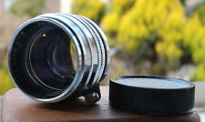 Canon 50mm F1.5 metal Lens / 1:1.5 Lens for Leica Screw Mount LTM L39