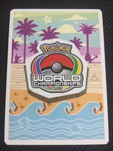 4 X DOUBLE COLORLESS 136//149 World Championship PROMO Uncommon Pokemon TCG
