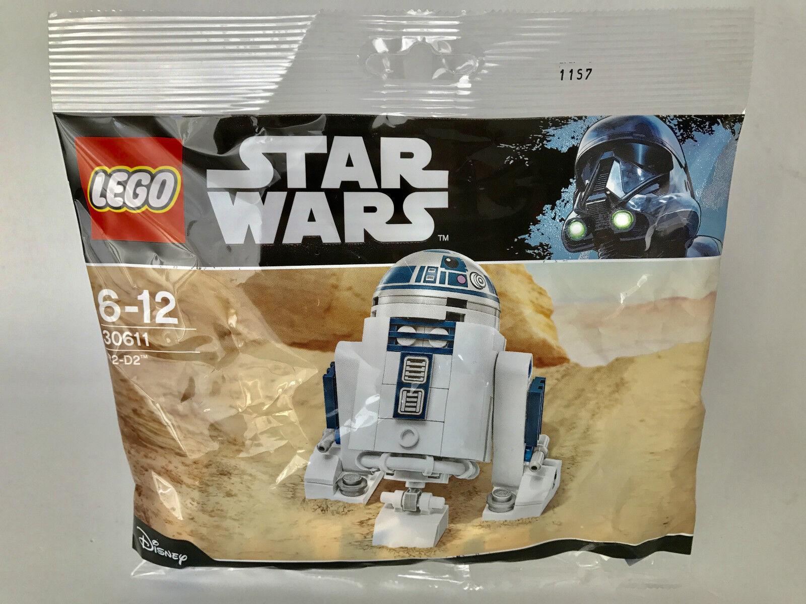 LEGO Star Wars 30611 R2-D2 Polybag