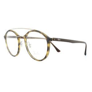 f0d2d69d1e3c0 Image is loading Ray-Ban-Glasses-Frames-7111-5200-Matt-Havana-