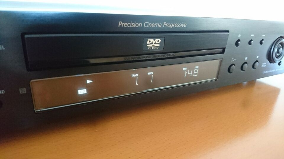 CD afspiller, Sony, DVP-NS930V