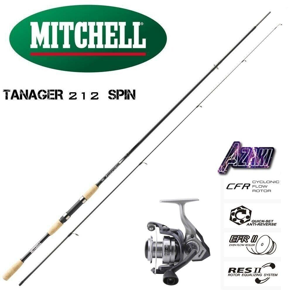 Mitchell TANAGER 212  OKUMA AZAKI AZ30FD