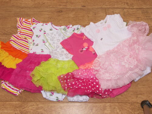 LITTLE ME BABY GIRLS POPOVER BALLERINA TUTU 6 SIZES PRICE TO CLEAR BNWT