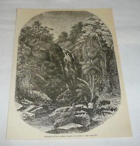 1878-Revista-Grabado-Cascade-en-el-Comoro-Isla-de-Moheli