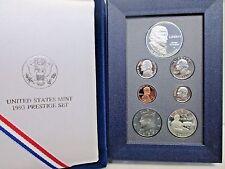 1993 US Bill of Right Prestige Proof Set