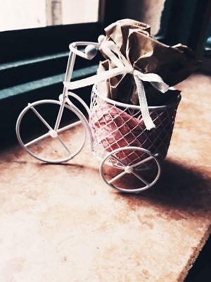 Rigoroso 20 Bomboniera Matrimonio Battesimo Comunione Con Gadget Bicicletta