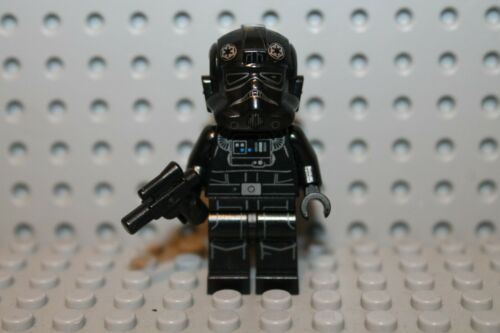 Lego Minifig Figur 1x Tie Fighter Pilot 75056 Star Wars