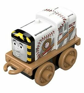 Thomas-amp-Friends-Minis-SPORTS-SALTY-Train-Engine-Fisher-Price-NEW-LOOSE